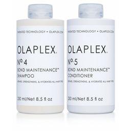 ($56 Value) Olaplex No.4 and No.5 Shampoo and Conditioner Set, 8.5oz | Walmart (US)