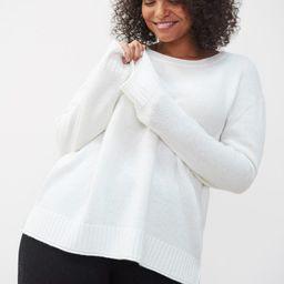 Everyday Sweater - Ivory | Jenni Kayne | Jenni Kayne