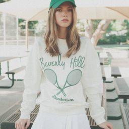 BEVERLY HILLS SWEATSHIRT | EllandEmm