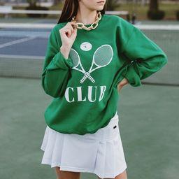 Club Sweatshirt | EllandEmm