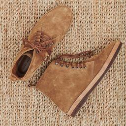 Suede Canyon Boot - Chestnut | Jenni Kayne | Jenni Kayne