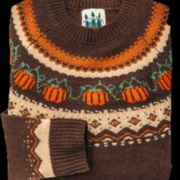 The Cozy Pumpkin Sweater - Women's | Kiel James Patrick