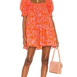 Lovers + Friends Reston Mini Dress in Mitzy Ditsy from Revolve.com | Revolve Clothing (Global)