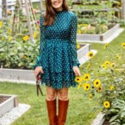 Green Mountain County Fair Dress | Kiel James Patrick