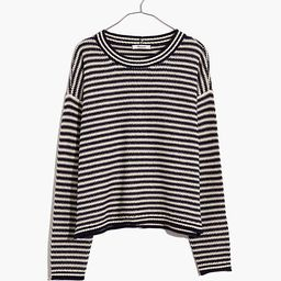 Seagrove Pullover Sweater in Stripe | Madewell