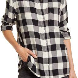 Plaid Boyfriend Shirt | Nordstrom | Nordstrom