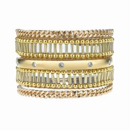 Chartres Stacking Bracelet Set   Victoria Emerson