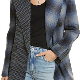 Mixed Plaid Blazer Jacket | Nordstrom | Nordstrom