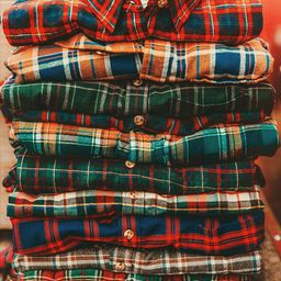 Acorn Harvest Flannel Shirt - Women's | Kiel James Patrick