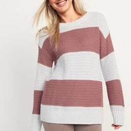 Cozy Textured Sweater for Women | Old Navy (US)