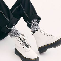 Dr. Martens Sinclair Zip Front Boots | Free People (US)