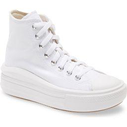 Chuck Taylor® All Star® Move High Top Platform Sneaker | Nordstrom | Nordstrom