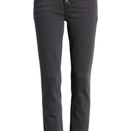 Hoxton Exposed Button High Waist Ankle Skinny Jeans | Nordstrom | Nordstrom