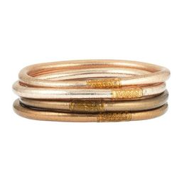 Fawn All-Weather Bangles, Size S-L | Neiman Marcus
