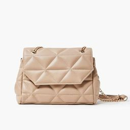 Quilted Faux Leather Crossbody Bag | Forever 21 (US)