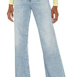 Citizens of Humanity Rosanna Long High Rise Wide Leg in Horizon from Revolve.com | Revolve Clothing (Global)