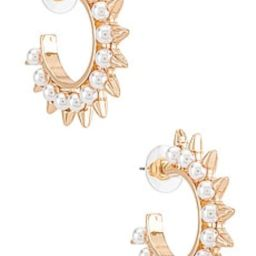 8 Other Reasons Shine Bright Hoops in Gold from Revolve.com | Revolve Clothing (Global)