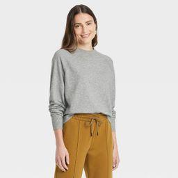 Women's Crewneck Light Weight Pullover Sweater - A New Day™ | Target