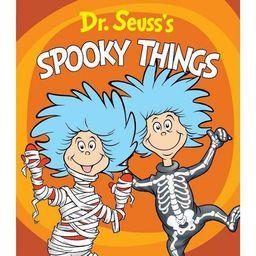 Dr. Seuss's Spooke Things (Board Book) by Dr. Seuss | Target