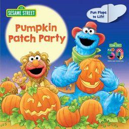 Pumpkin Patch Party (Sesame Street) - by  Stephanie St Pierre (Board Book) | Target
