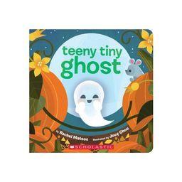 Teeny Tiny Ghost - by  Rachel Matson (Board Book) | Target