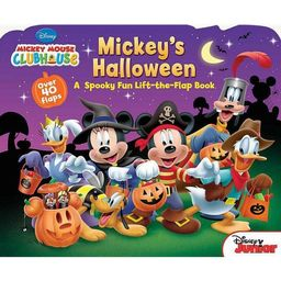 Mickey Mouse Clubhouse Mickey's Halloween - by  Disney Books (Board Book) | Target