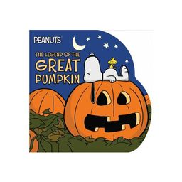 The Legend of the Great Pumpkin - (Peanuts) by  Charles M Schulz (Board Book) | Target