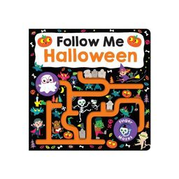 Maze Book: Follow Me Halloween - (Finger Mazes) by  Roger Priddy (Board Book) | Target