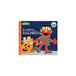Happy Halloween! - (My First Big Storybook) by  Sesame Workshop (Board Book) | Target