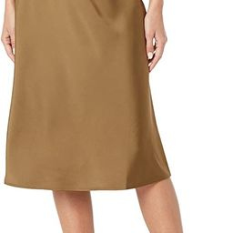 The Drop Women's Maya Silky Slip Skirt, Fall Fashion Amazon, Amazon Fall Fashion, Fall Skirt Outfit   Amazon (US)