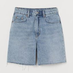 High Waist Bermuda Shorts | H&M (US)