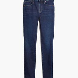 """9"""" Mid-Rise Skinny Jeans in Orland Wash: TENCEL™ Denim Edition   Madewell"""