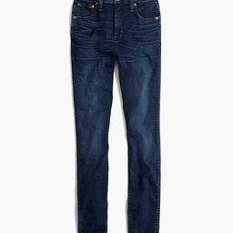 """10"""" High-Rise Skinny Jeans in Hayes Wash   Madewell"""