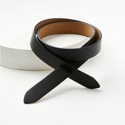 Leather Wrap Belt   LOFT