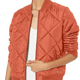 Dickies Women's Quilted Bomber Jacket | Amazon (US)
