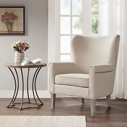 Madison Park Colette Chairs-Solid Wood, Wing Back Armchair Modern Contemporary Style Living Room ...   Amazon (US)