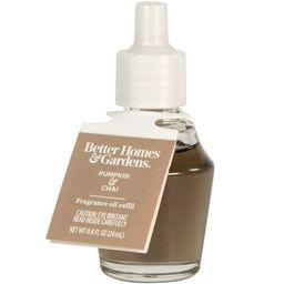 Pumpkin & Chai Fragrance Oil Refill, Better Homes & Gardens, 24 ml - Walmart.com | Walmart (US)