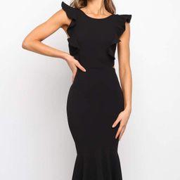 Avani Dress - Black   Petal & Pup (US)