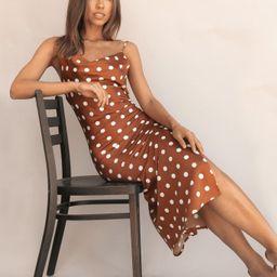Weaver Dress - Rust   Petal & Pup (US)