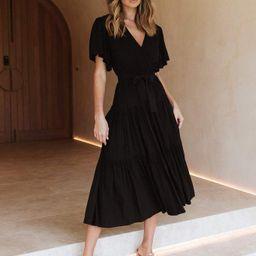 Barker Dress - Black   Petal & Pup (US)