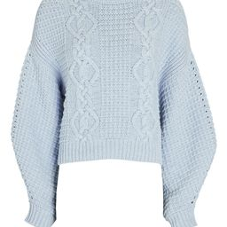 Willow Cable Knit Sweater | INTERMIX
