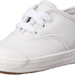 Keds Champion Lace Toe Cap Sneaker (Infant/Toddler) | Amazon (US)