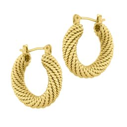 Presley Hoops | Electric Picks Jewelry
