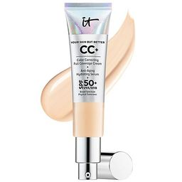 IT Cosmetics Anti-Aging Physical SPF 50 CC Cream Auto-Delivery   QVC