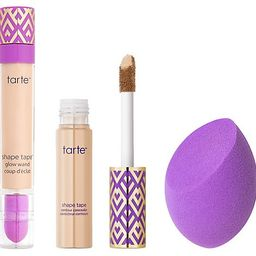 tarte Shape Tape Concealer and Glow Wand Auto-Delivery   QVC