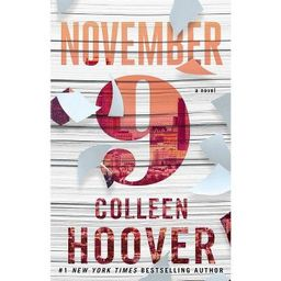 November 9 - by  Colleen Hoover (Paperback)   Target