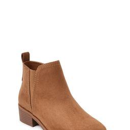 Time and Tru Women's Gore Ankle Bootie (Wide Width Available) | Walmart (US)
