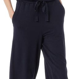 Daily Ritual Women's Supersoft Terry Relaxed-Fit Sleeveless Wide-Leg Jumpsuit   Amazon (US)