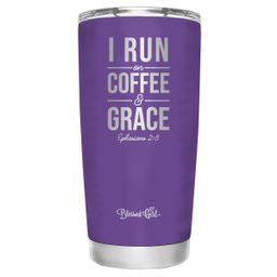 Blessed Girl Womens Stainless Steel Tumbler - Coffee & Grace 20 oz - - - Walmart.com | Walmart (US)