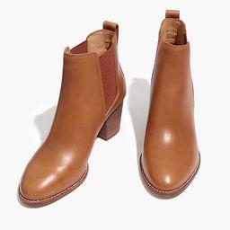 The Regan Boot | Madewell